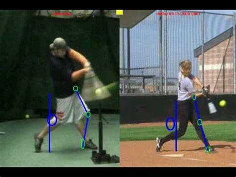 proper batting stance and swing fastpitch softball hitting lesson dead lock youtube