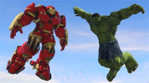 mod gta 5 hulkbuster hulk vs hulkbuster mod gta 5 mod funny moments youtube