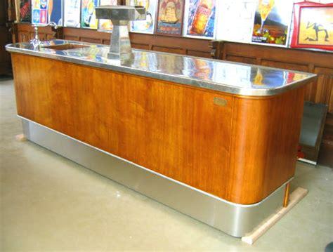 largeur comptoir bar comptoir de bar en bois great with comptoir de bar en
