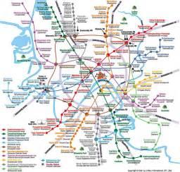 схема наземного метро москвы до 2020