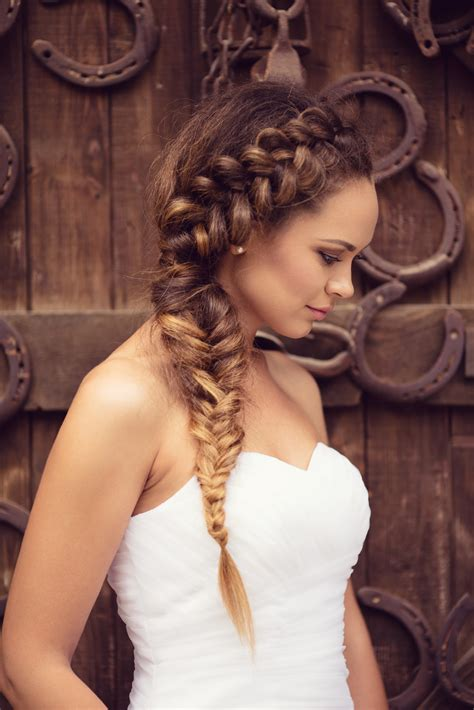 Hairstyles For Different Shapes by Different Hairstyles For Shapes Braids That Flatter