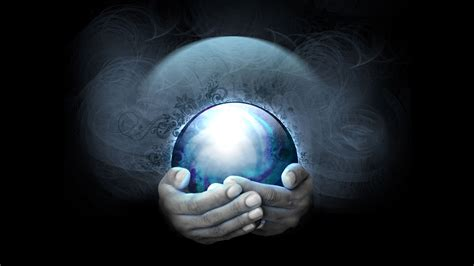 magic crystal balls hd wallpapers volganga