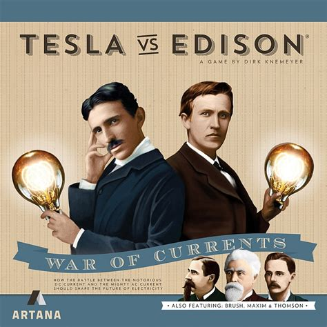 Tesla War Of Currents Tesla Vs Edison War Of Currents Zatrolen 233 Hry