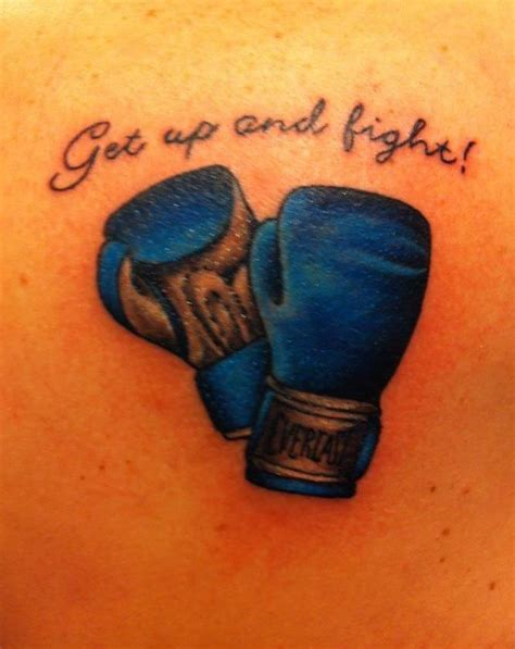 ali quote tattoo get up and fight muhammad ali quote with everlast boxing