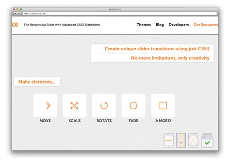 javascript touch layout 12 javascript libraries for touch enabled mobile sliders