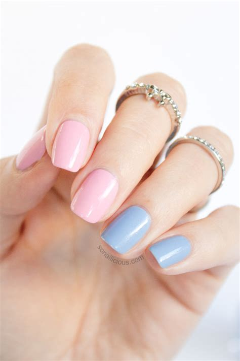 how to polish boat t top season of the pastels essie rock the boat and pink about it
