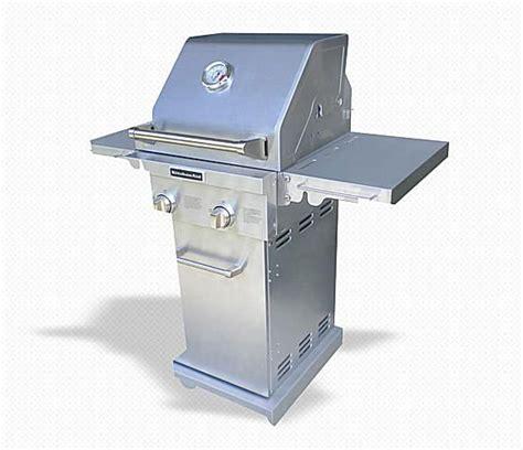 Kitchenaid Grill Maintenance Kitchenaid 2 Burner Pedestal 720 0819 Gas Grill Review