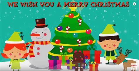 merry christmas kids christmas songs christmas carols  kiboomers youtube