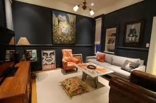 black the new white sophisticating your room without spooking yes painted another wall but really can you blame