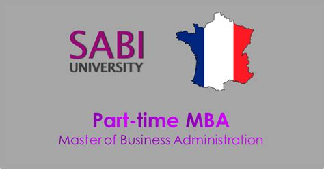 Part Time Mba In International Business In Mumbai by Sabi Mba In Johor Bahru Global Edge Academy