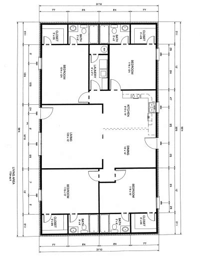 four bedroom floor plans fantastic four bedroom floor plans flooring four bedroom