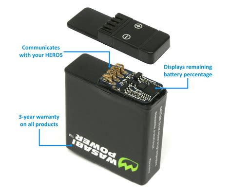 Wasabi Gopro wasabi power dual battery charger for gopro