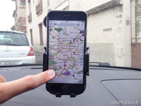 telephone voiture quel support de voiture pour votre iphone 6