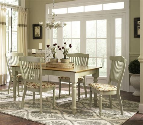 country dining rooms country style dinner table images 38 cozy and inviting winter entryway dcor ideas digsdigs