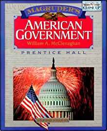 american government books magruder s american government 2000
