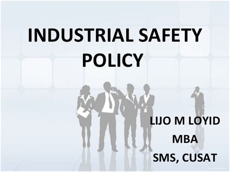 Industrial Relations Policies Mba Notes by Creating A Safety Program