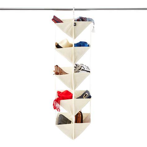 origami organizer umbra origami hanging organizer the container store