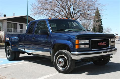 automotive repair manual 1996 gmc 3500 on board diagnostic system gmc sierra 3500 ext cab 4x4 dually manual trans used gmc sierra 3500 for sale in chlain