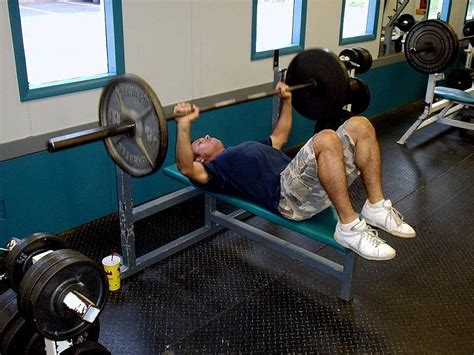 bench press with feet up the 6 best chest exercises for building a strong powerful