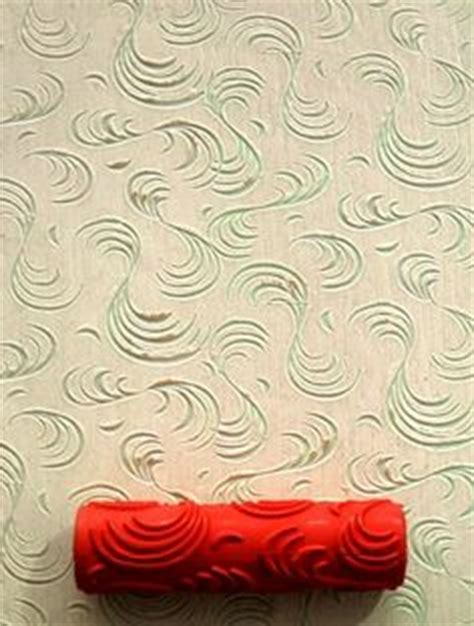 paint rollers with designs paint rollers on pinterest patterned paint rollers