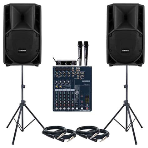 Mixer Kecil Murah paket sound system pro audio murah paket sound system