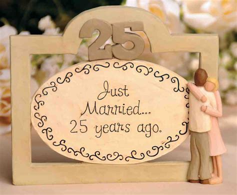 25Th Wedding Anniversary Gifts For Parents   Wedding and