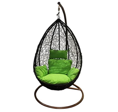 cocoon swing deluxe tear drop cocoon swing chair