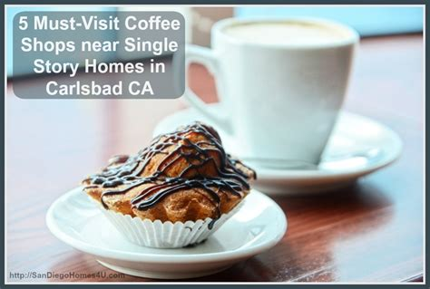 5 must visit coffee shops near single story homes in