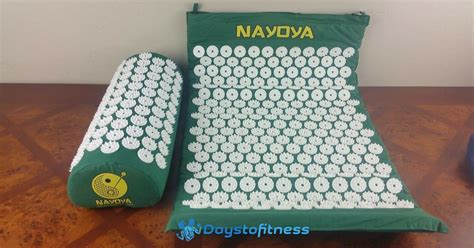 Best Acupressure Mat by The Best Acupressure Mats Days To Fitness
