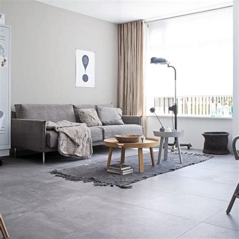 tile in living room modern douglas jones tiles living room by vtwonen decor grey tile flooring and