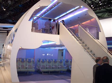Airbus A880 Interior by File Airbus A380 Interior Jpg Wikimedia Commons