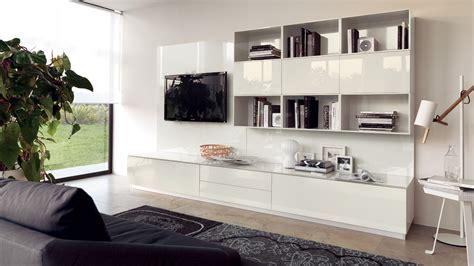 mobili soggiorno scavolini soggiorni scavolini per arredare un perfetto open space