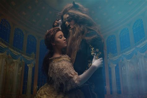 beauty and the beast cast belle and the beast cast bing images