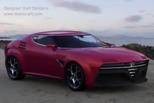 Alfa Romeo Concept Alfa Romeo Montreal Concept Concept Cars Diseno