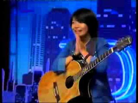 Calon Juara calon juara riska afrilia audisi idol 2014