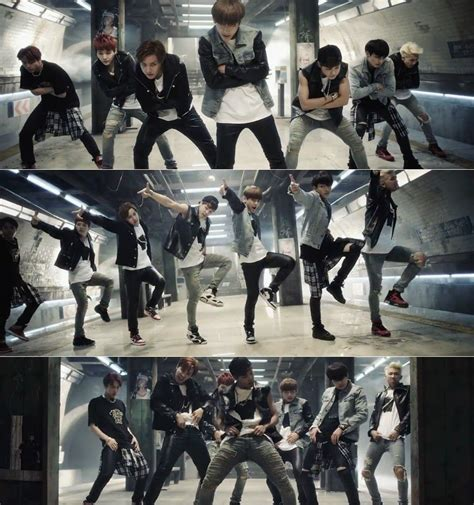 tutorial dance bts danger bts tease with their intense dance moves in 2nd mv teaser