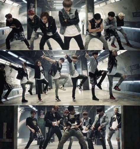 tutorial dance danger bts bts tease with their intense dance moves in 2nd mv teaser