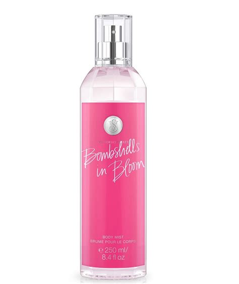 Vivtorias Secret In Bloom secret mist bombshells in bloom 250ml splash