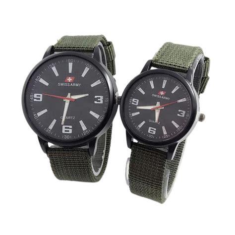 Daftar Harga Jam Tangan Swiss Army Quartz jual swiss army sa3552 jam tangan harga