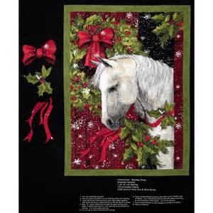 Discount Wall Decor Home Accents holiday treat horse wall panel multi discount designer