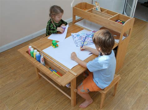 kids art table with paper roll paper roll for arts and crafts table children s furniture