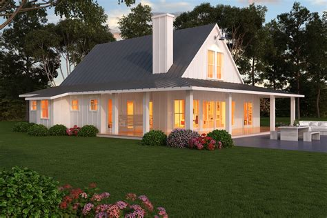 modern farmhouse elevations farmhouse other elevation plan 888 7 houseplans com i d