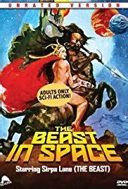 la bestia nello spazio beast in space 1980 imdb