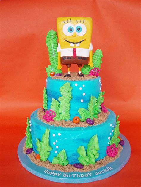 spongebob birthday cake ideas birthday cake cake ideas  prayfacenet