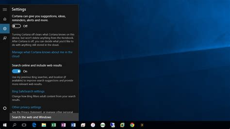 how to removedisable web search from windows 10 can i completely disable cortana on windows 10 super user