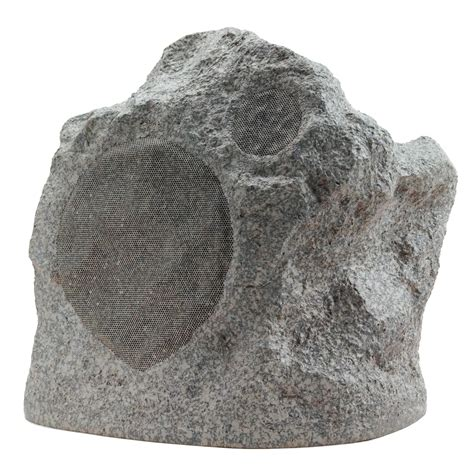 Garden Rock Speakers Niles Outdoor Rock Speakers Clever Home Automation