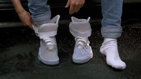 Sepatu Nike Mag sepatu nike mag back to the future laku 100 ribu dolar