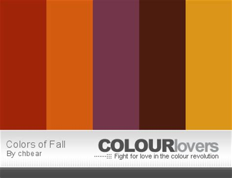 fall color schemes our non fall color palette weddingbee