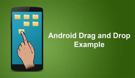 tutorial android drag and drop uandblog