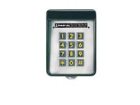 Access Door Solution Keylock L5000 am kp exterior keypad nortek security
